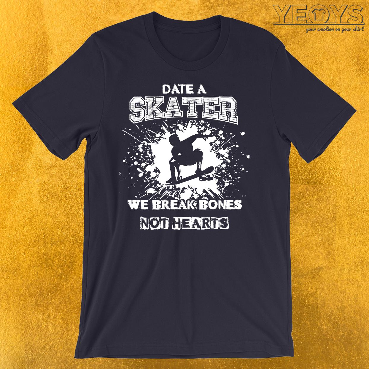 Date A Skater T-Shirt