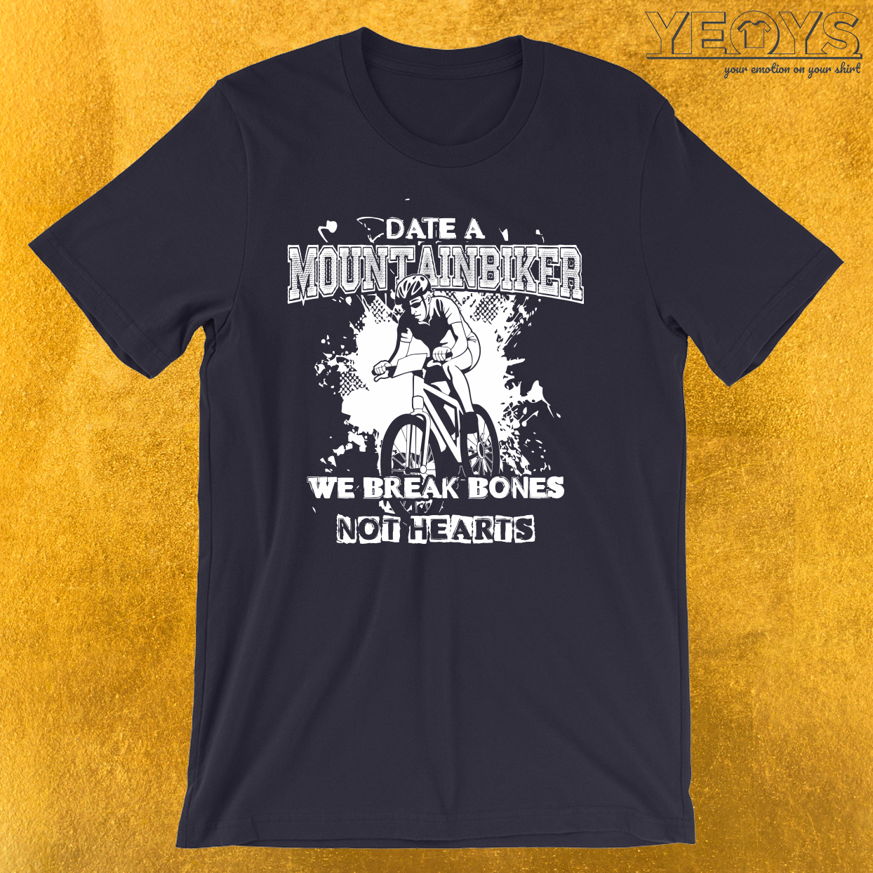 Date A Mountainbiker T-Shirt