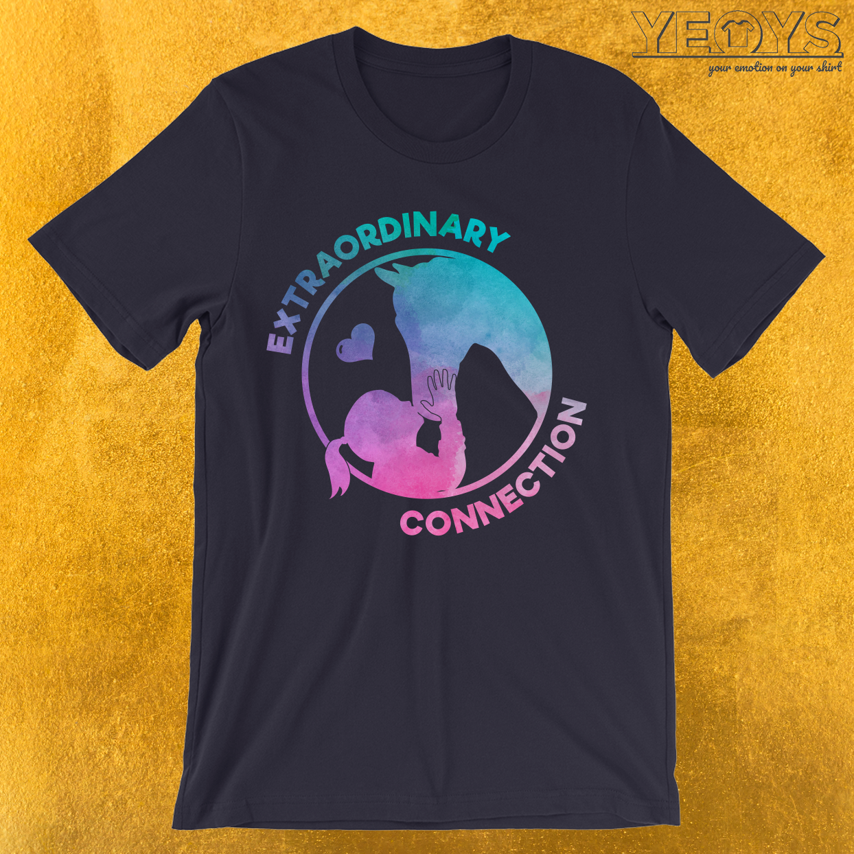 Extraordinary Connection T-Shirt