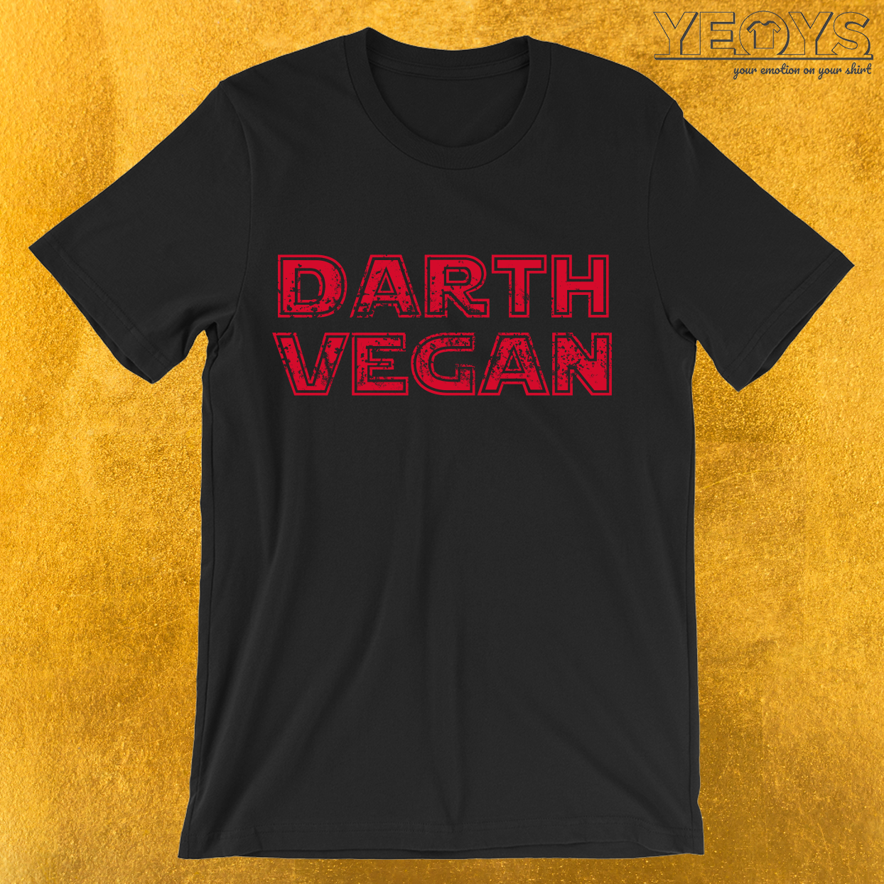 Darth Vegan T-Shirt
