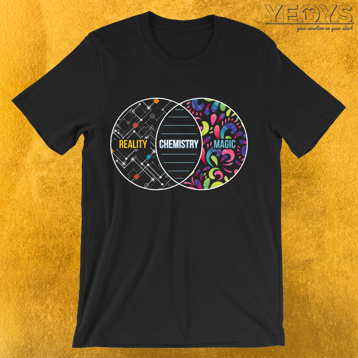 Chemistry Like Magic But Real T-Shirt