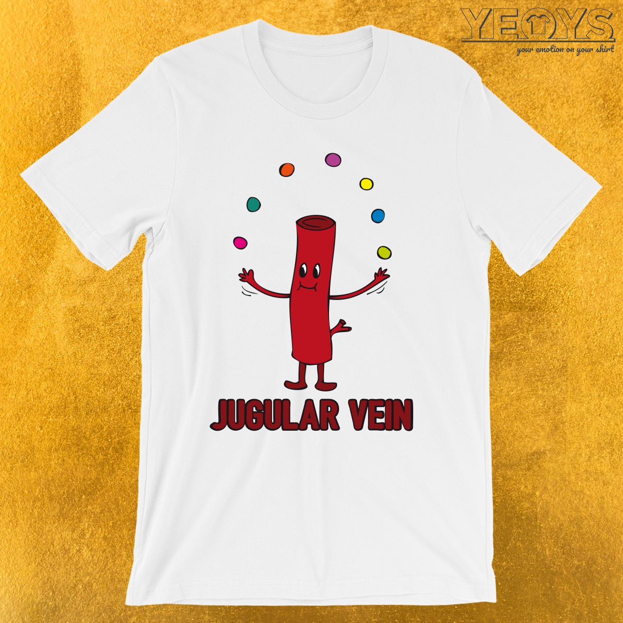 Jugular Vein T-Shirt