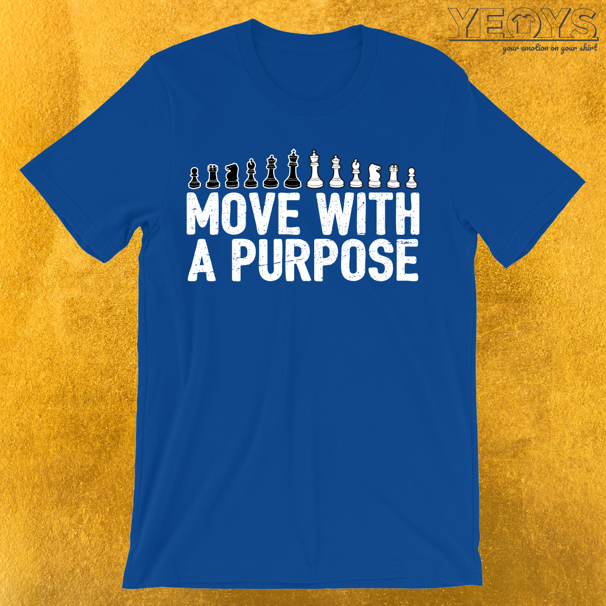 Move With A Purpose T-Shirt