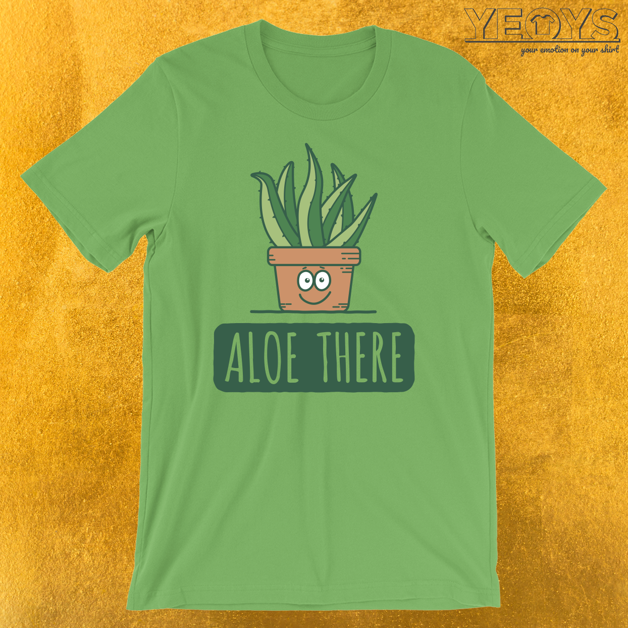 Aloe There T-Shirt