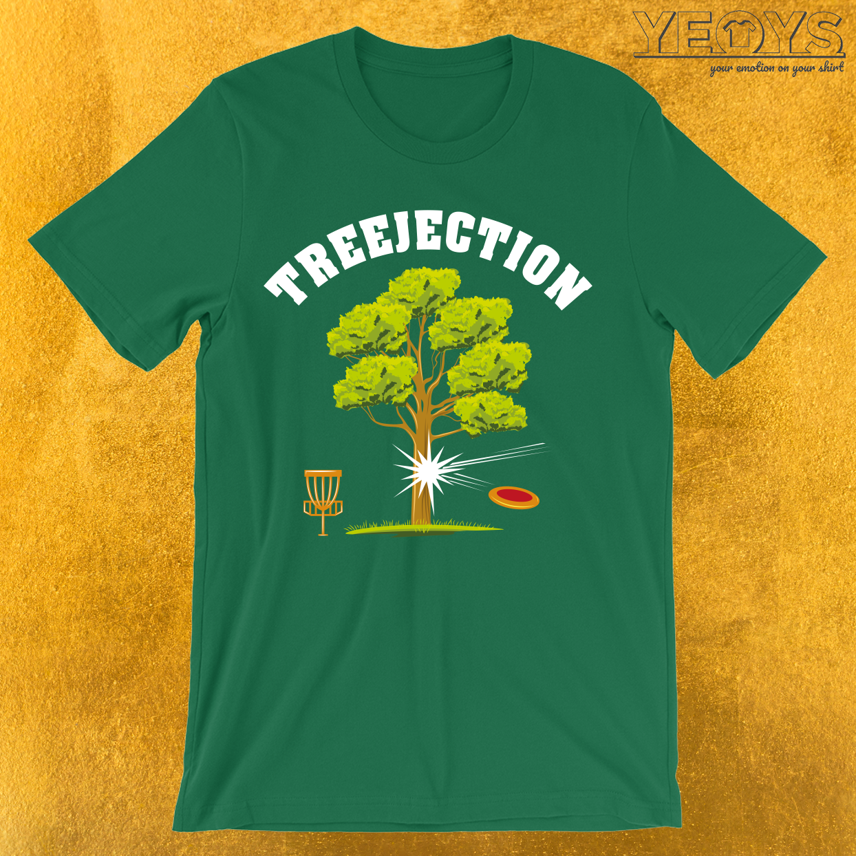 Treejection T-Shirt