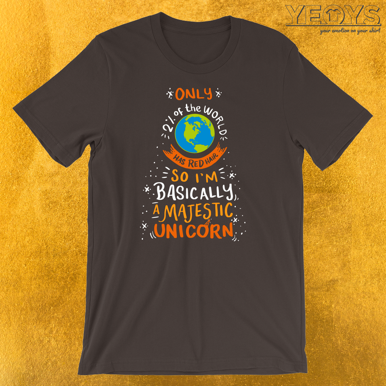 I'm Basically A Majestic Unicorn T-Shirt