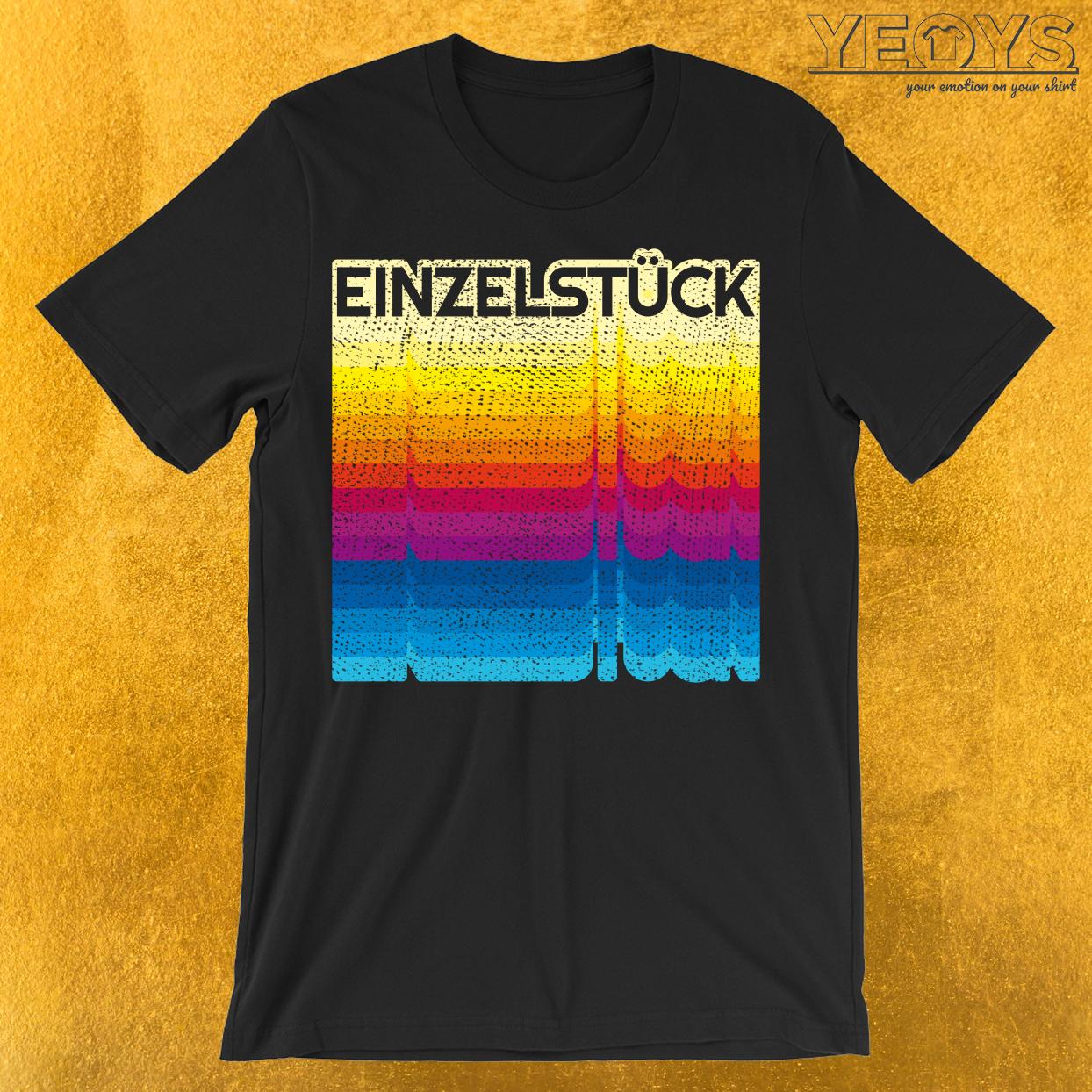Einzelstück T-Shirt