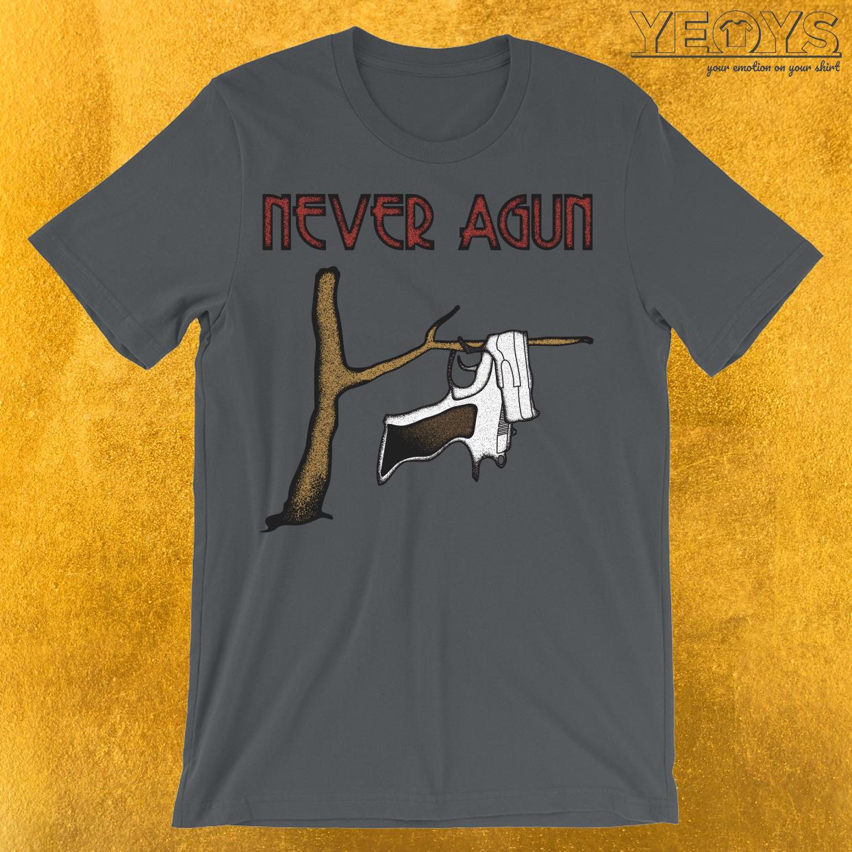 Melting Guns T-Shirt