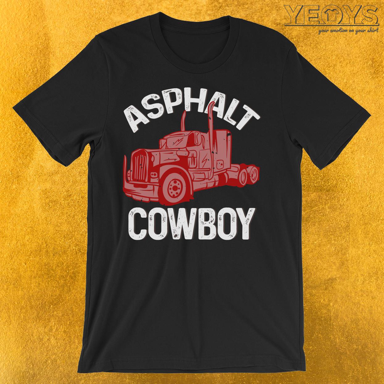 Asphalt Cowboy T-Shirt