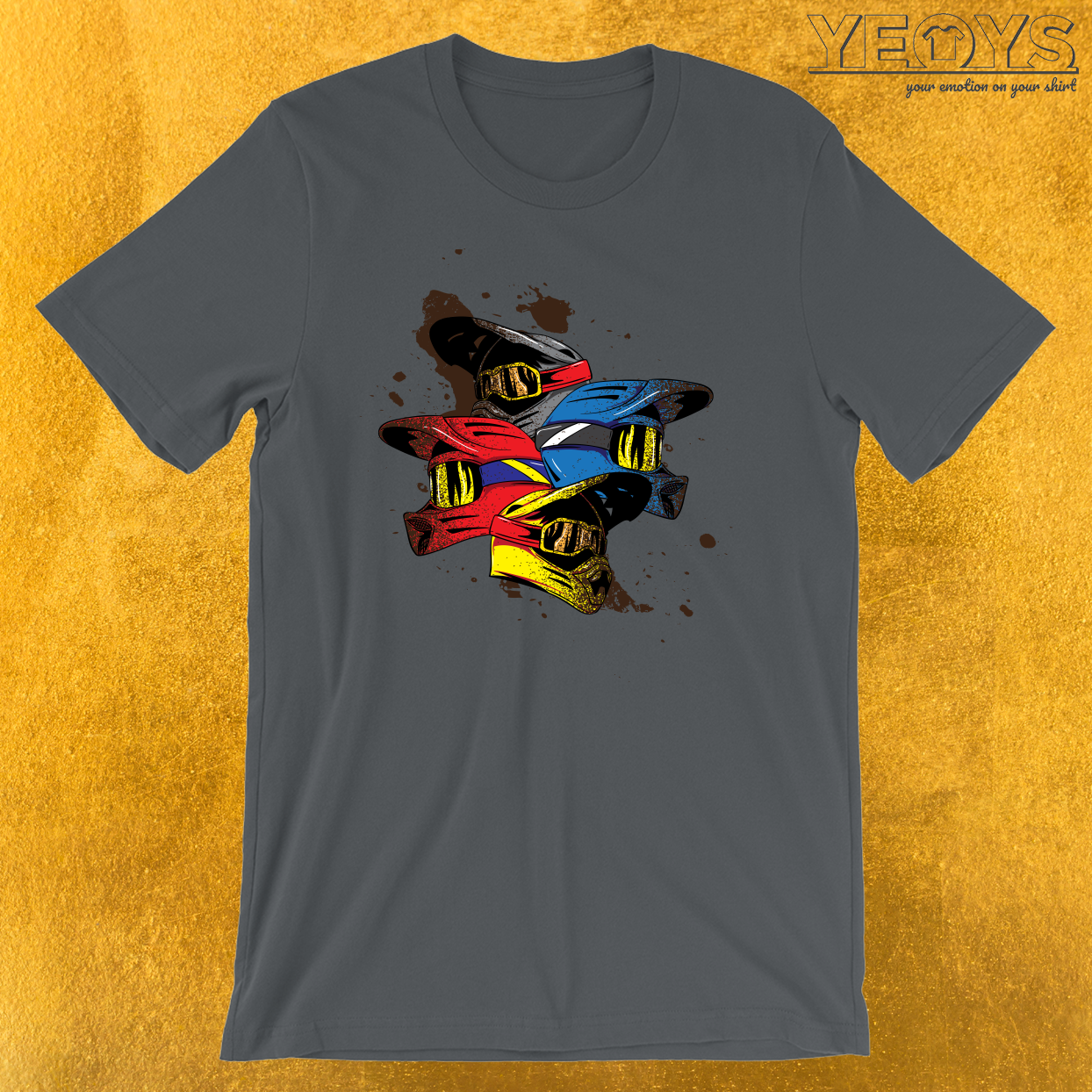 Motocross Rules T-Shirt