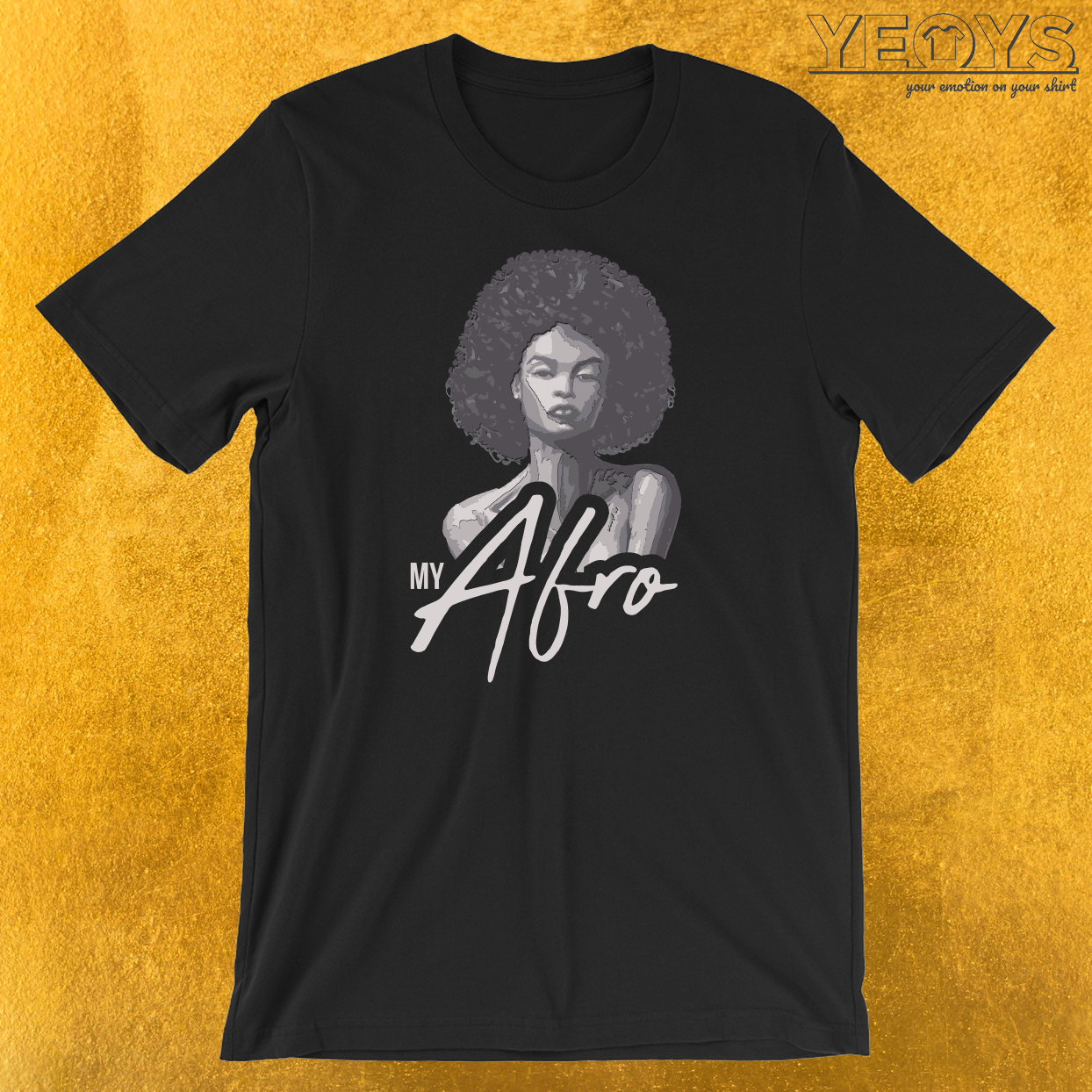 My Afro T-Shirt