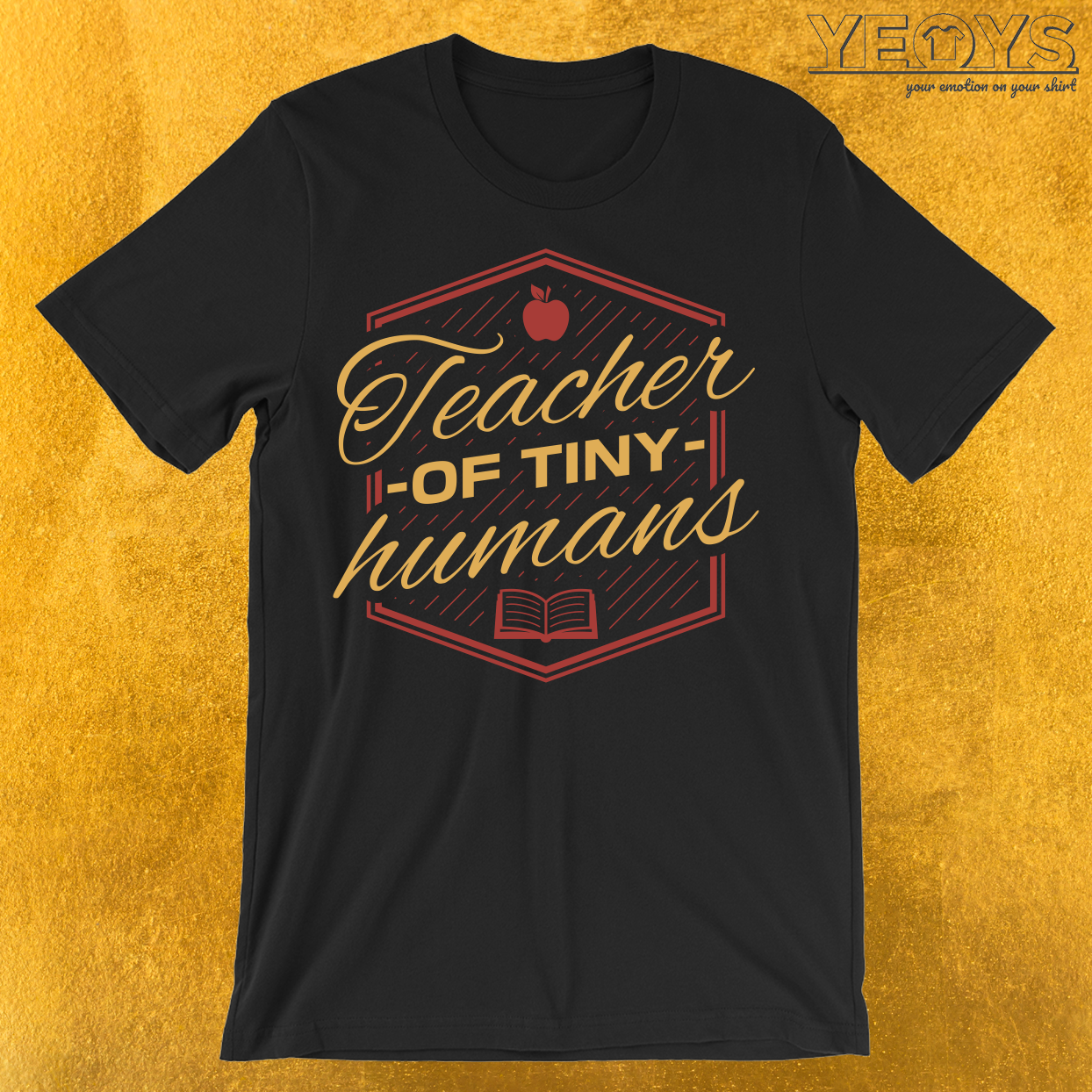 Teacher Of Tiny Humans T-Shirt