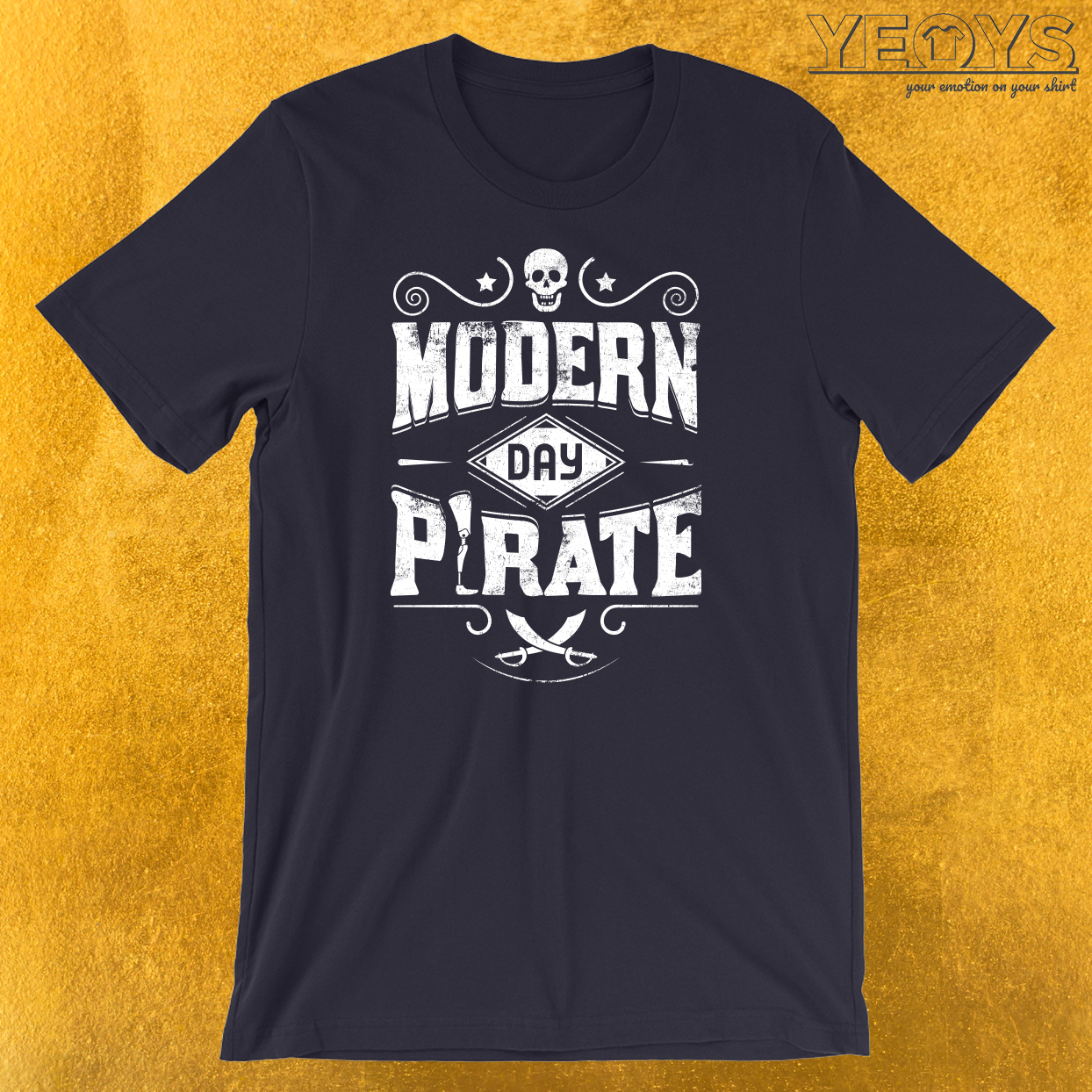 Modern Day Pirate T-Shirt