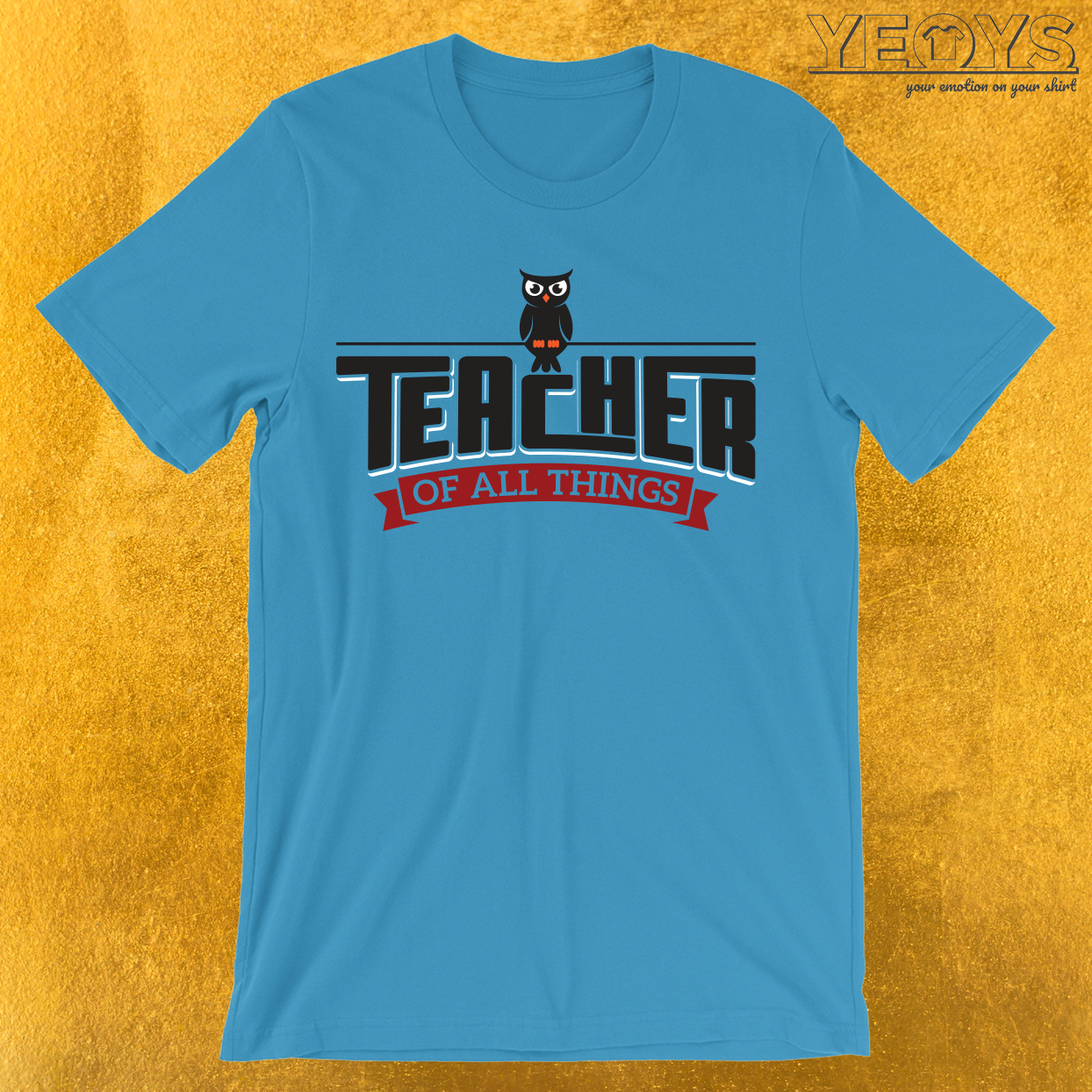 Teacher of All Things T-Shirt