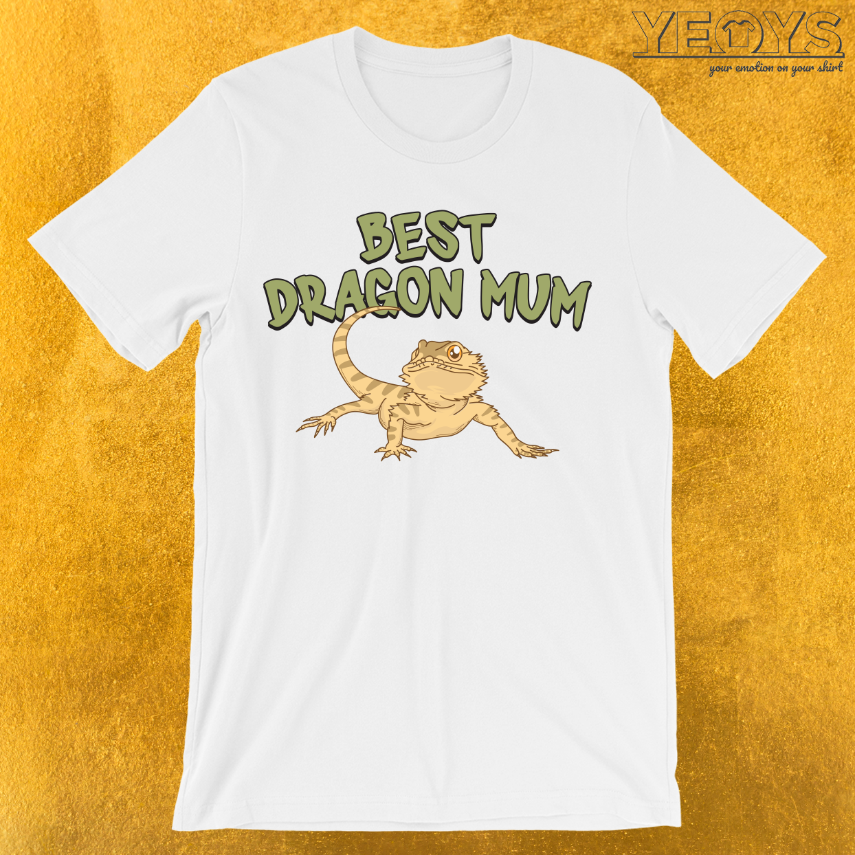 Best Dragon Mom T-Shirt