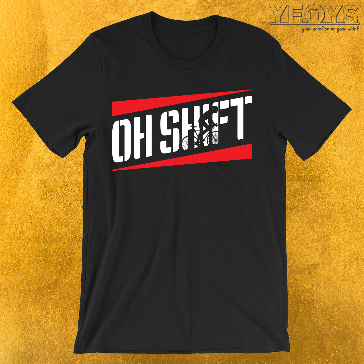 Oh Shift T-Shirt