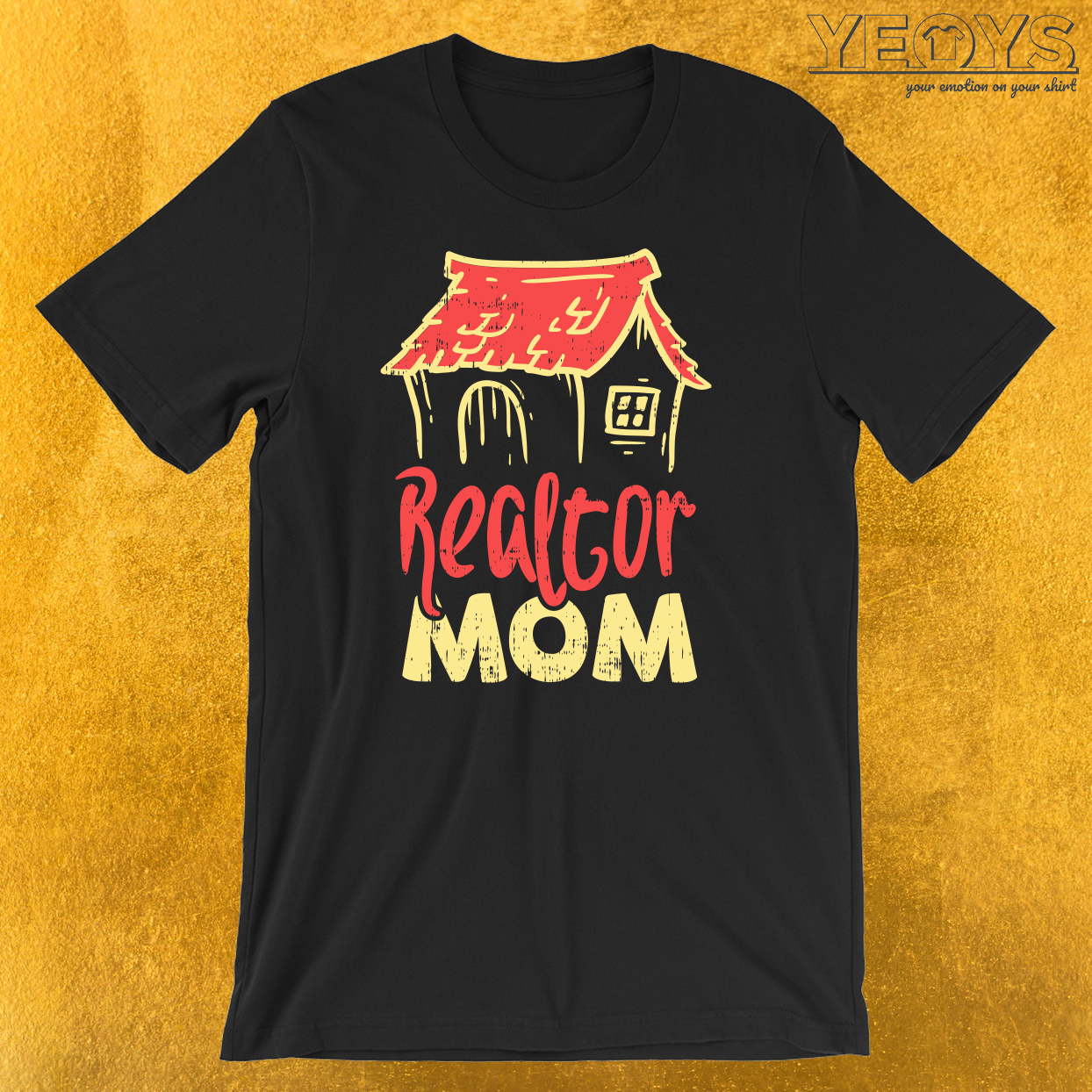 Realtor Mom T-Shirt