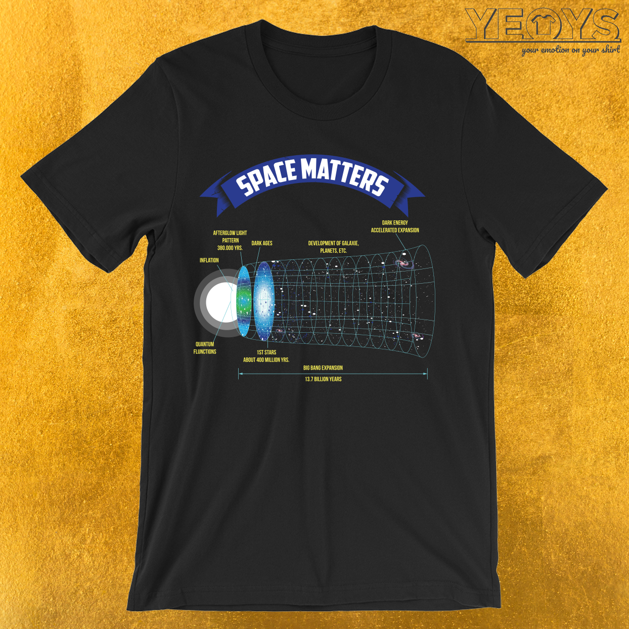 Space Matters T-Shirt
