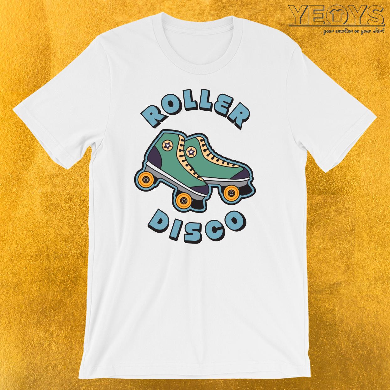 Roller Disco T-Shirt