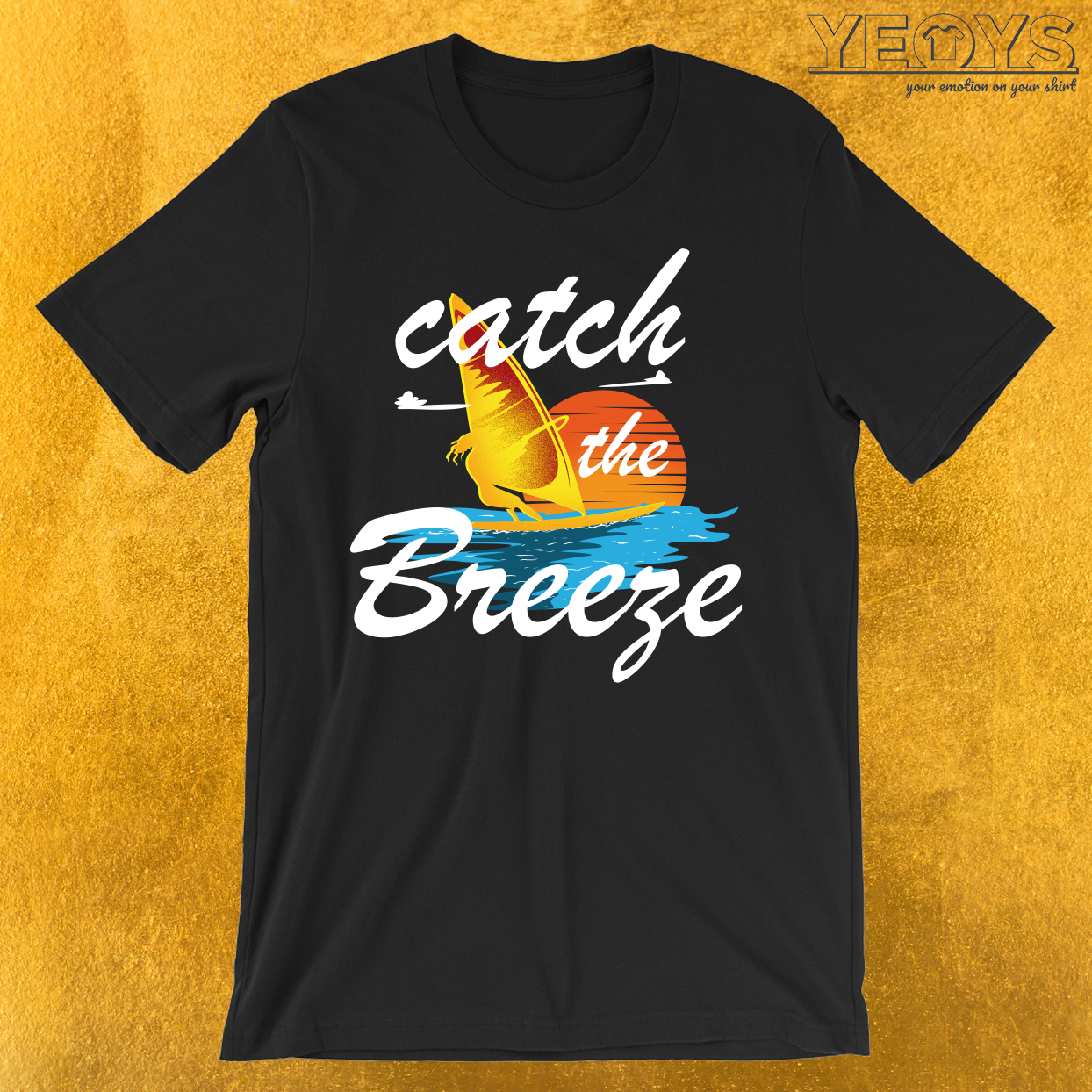 Catch The Breeze T-Shirt