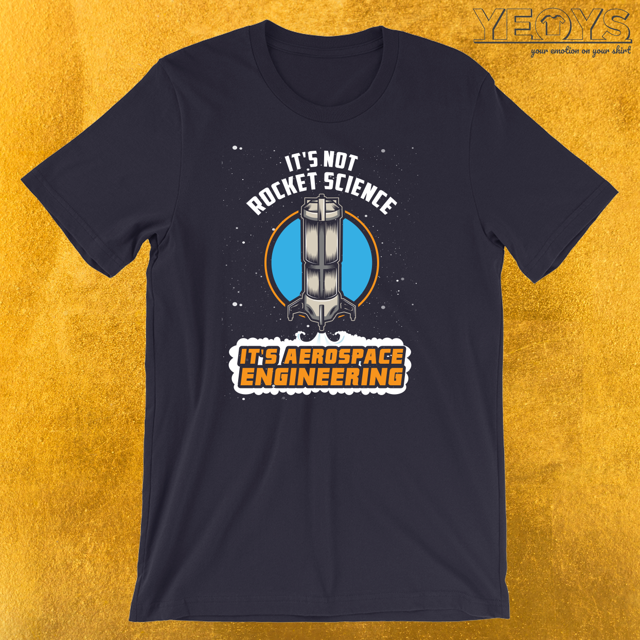 Rocket Science Aerospace Engineering T-Shirt