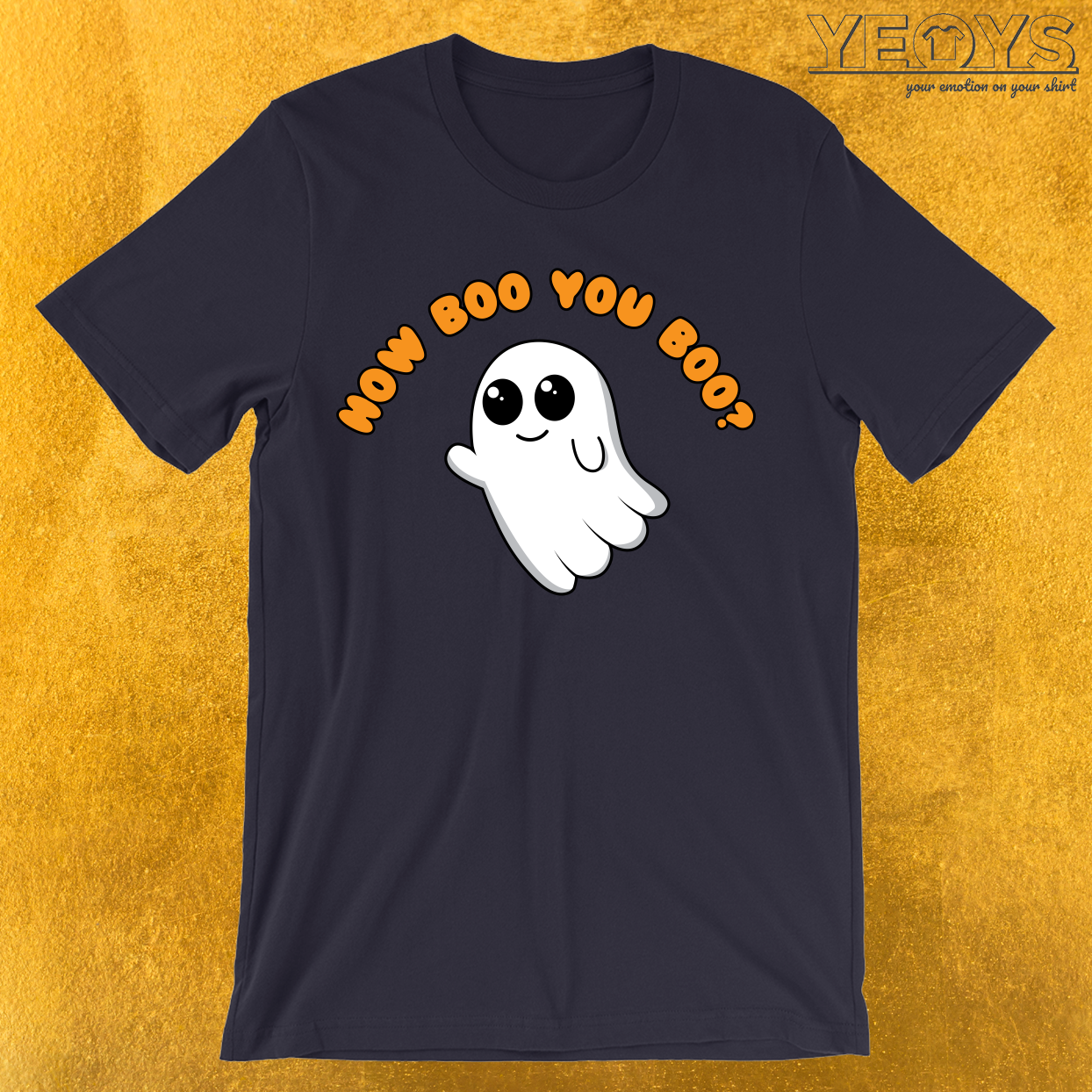 How Boo You Boo T-Shirt