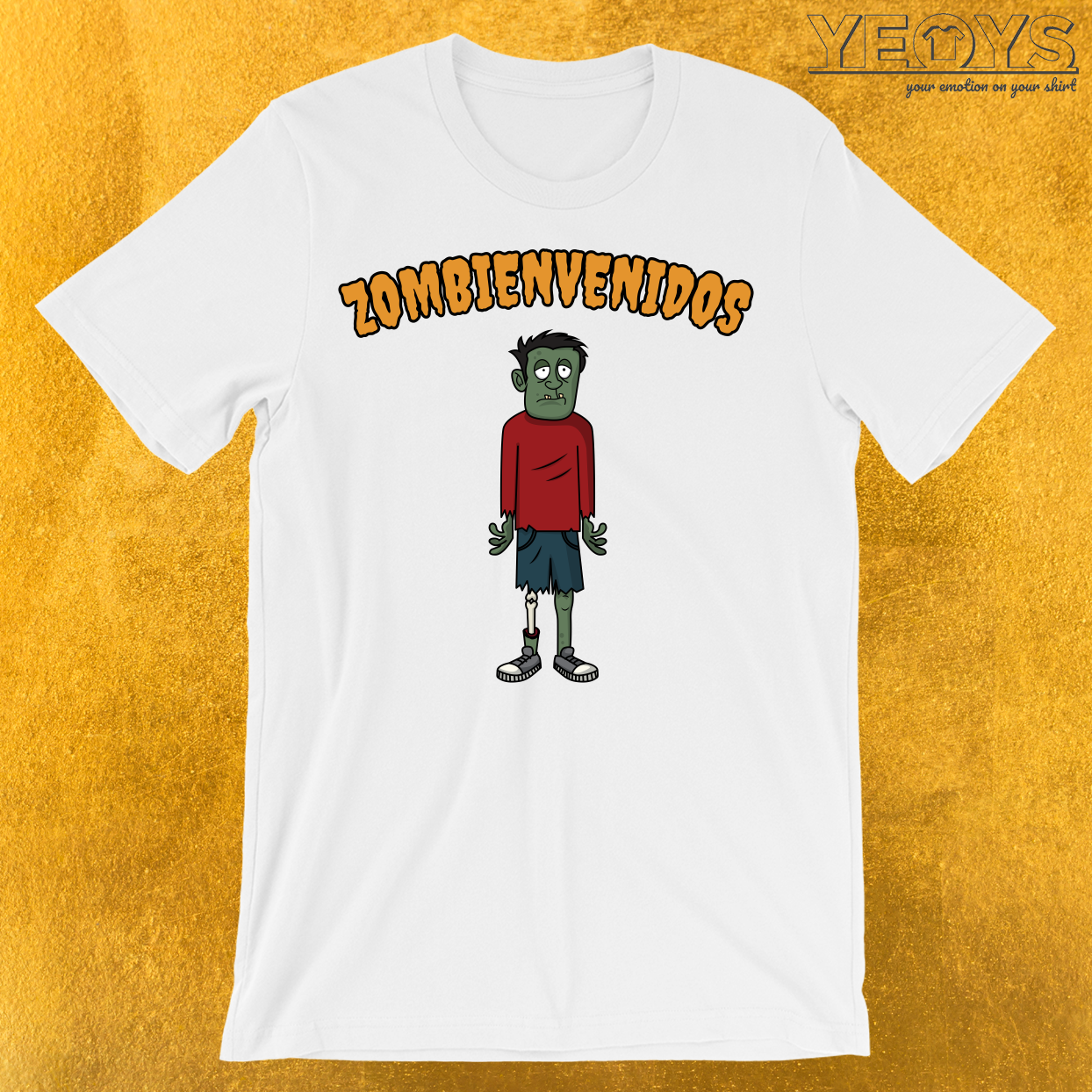 Zombienvenidos T-Shirt
