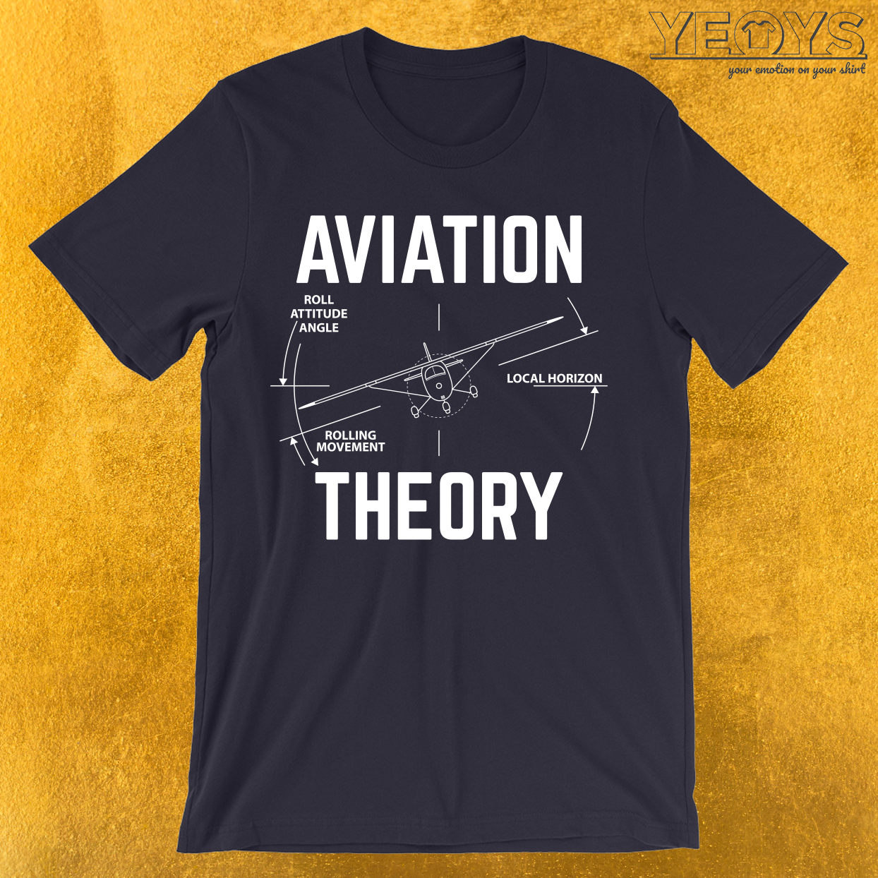 Aviation Theory T-Shirt