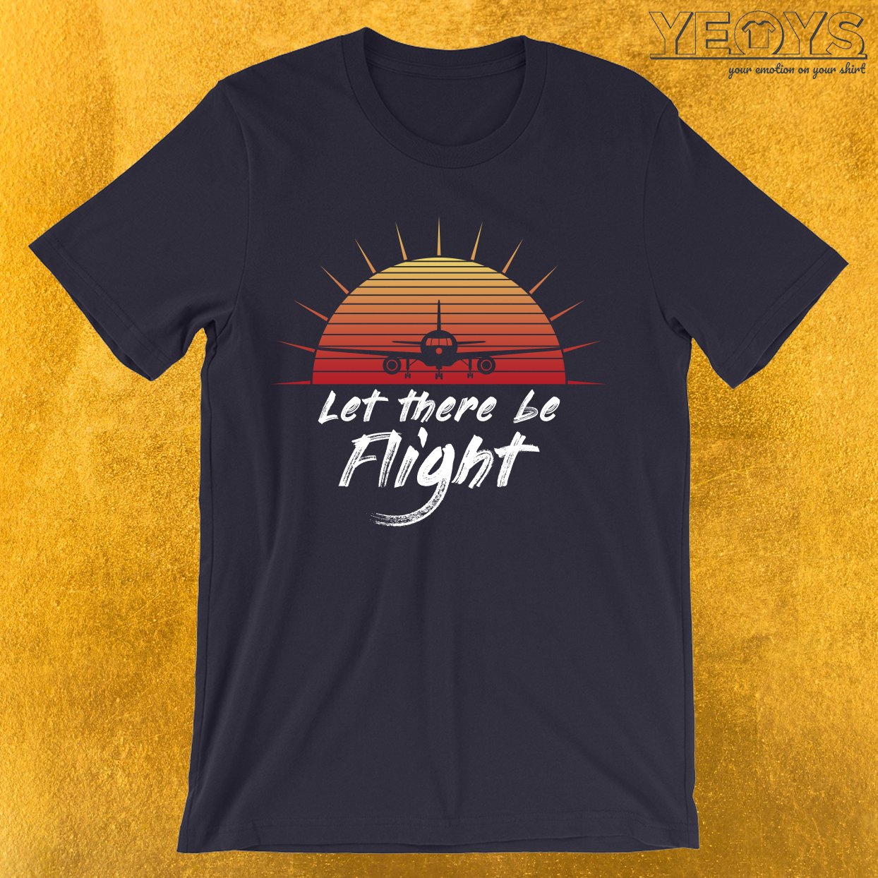 Let There Be Flight T-Shirt
