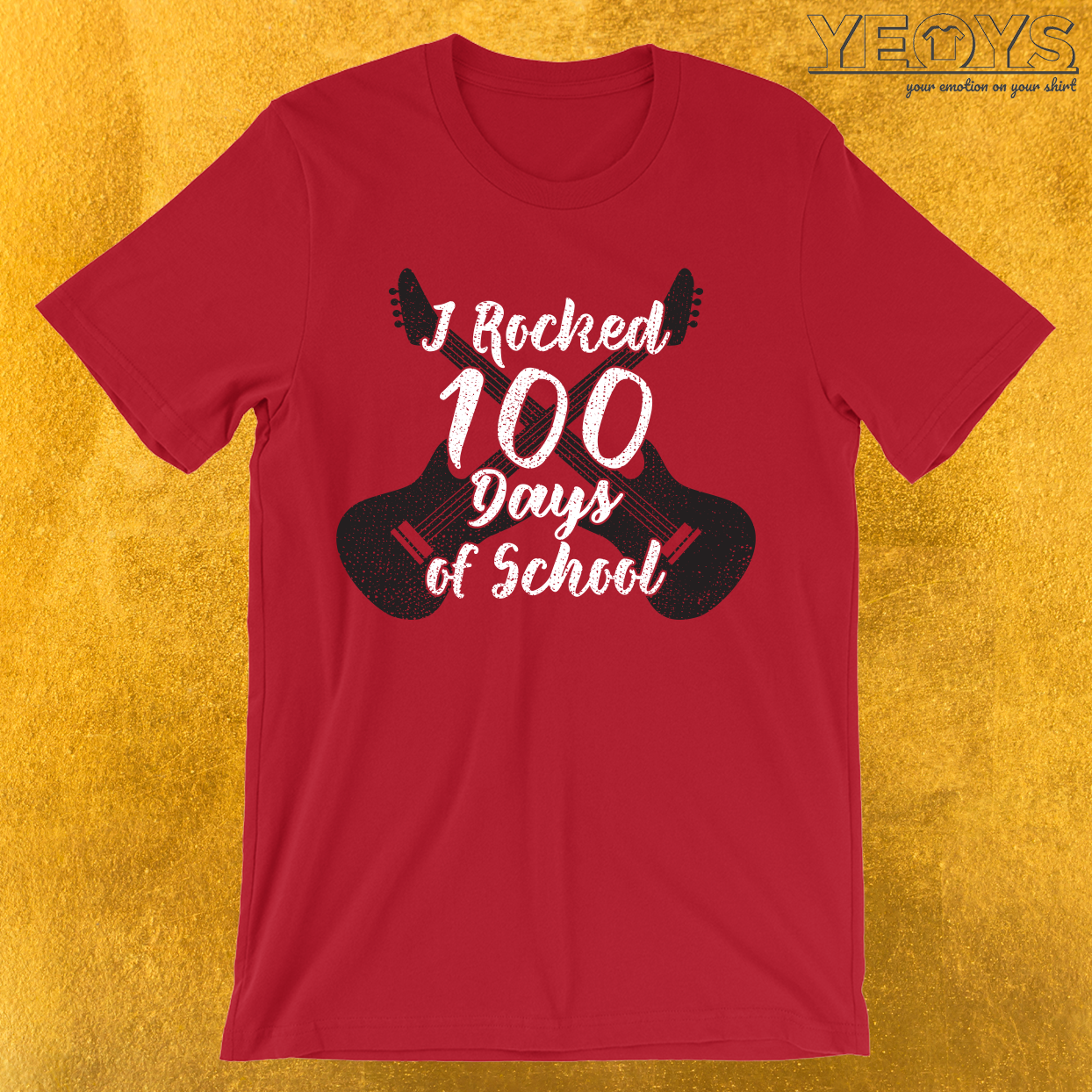 I Rocked 100 Days Of School T-Shirt