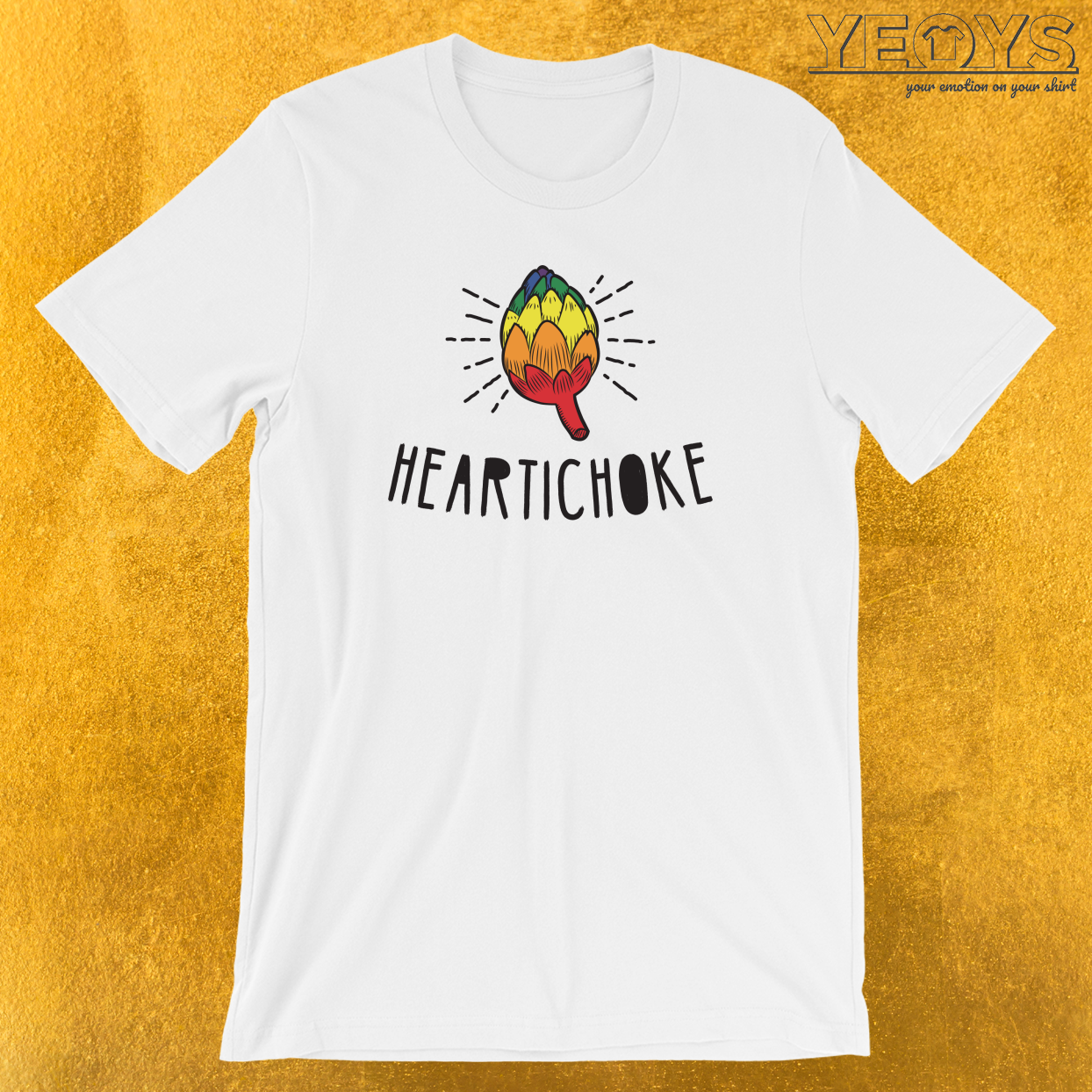 Heartichoke T-Shirt