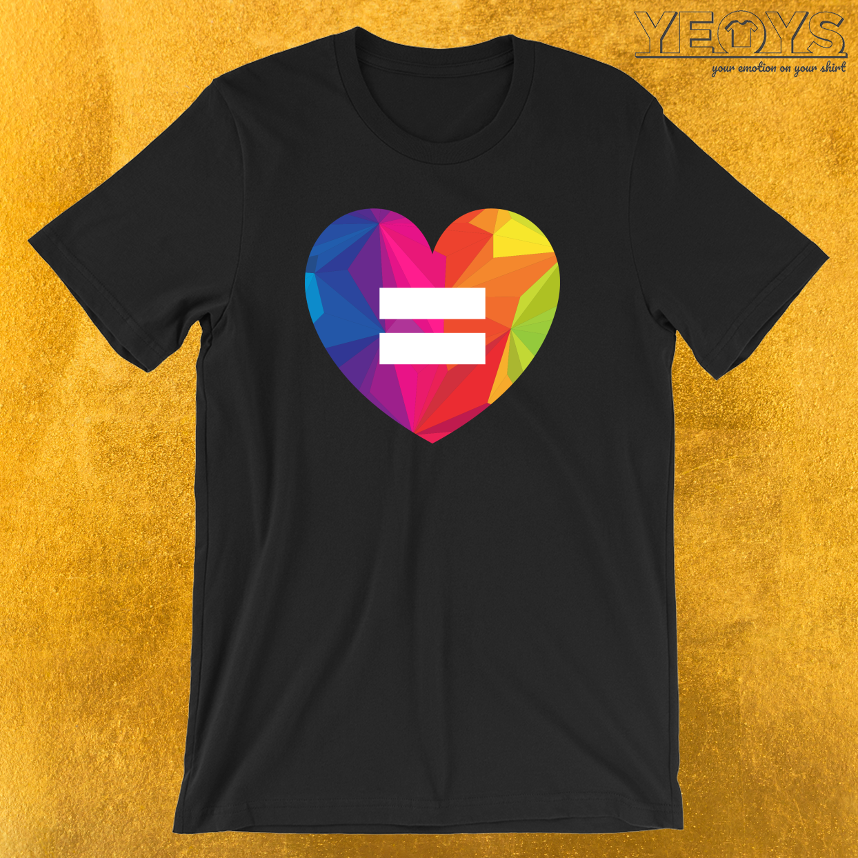 Equality Heart T-Shirt