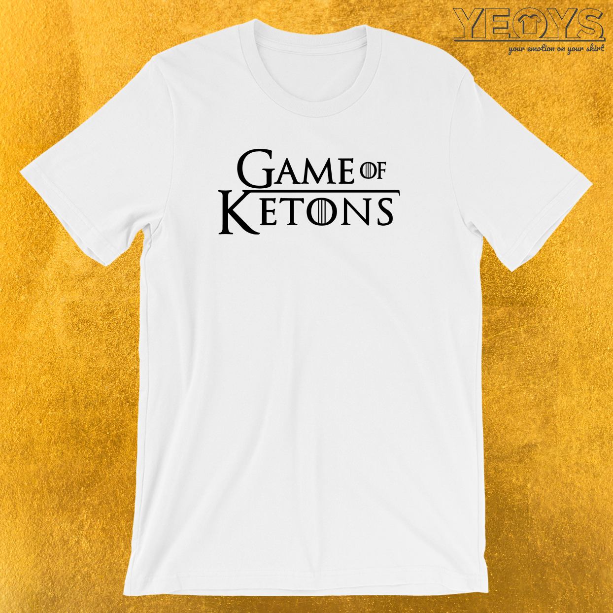 Game Of Ketons T-Shirt
