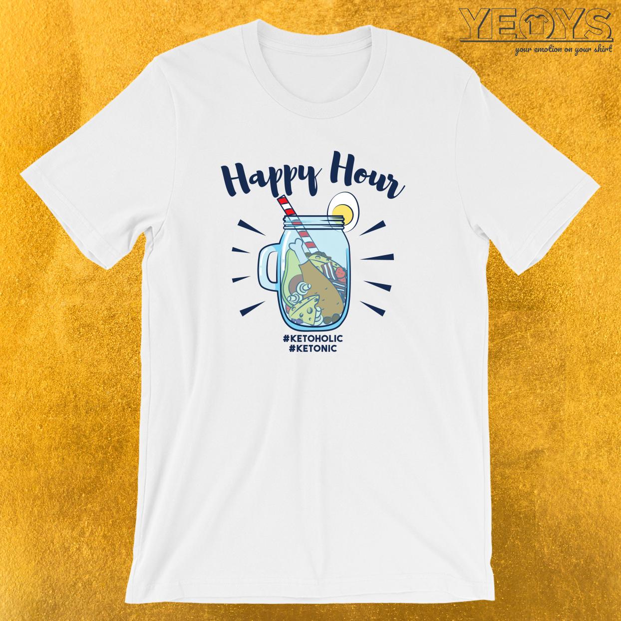 Ketonic Ketoholic T-Shirt
