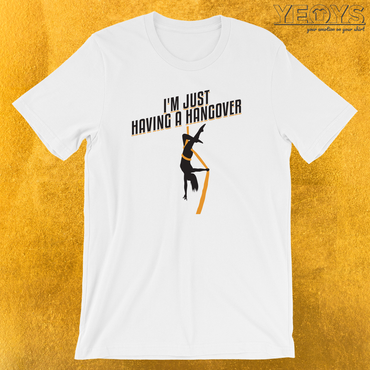 I'm Just Having A Hangover T-Shirt