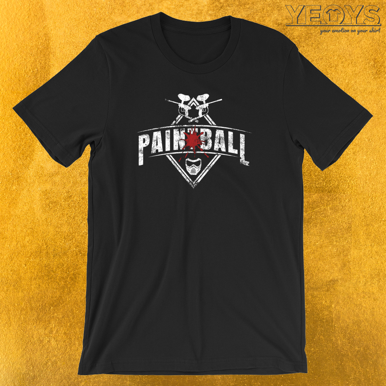 Painball Paintball T-Shirt