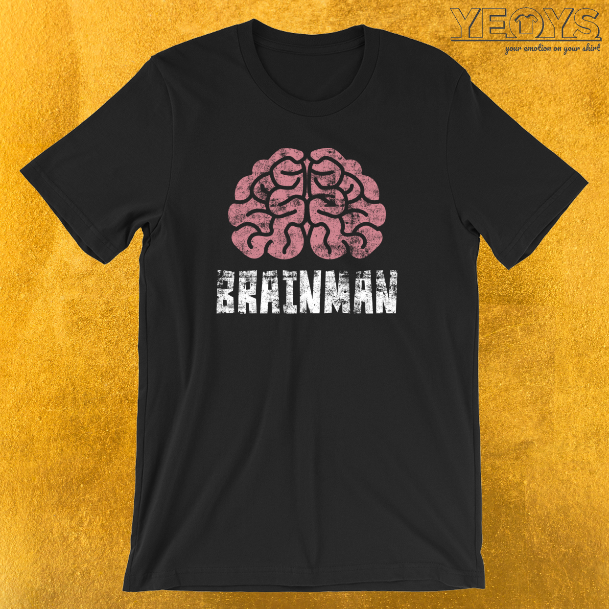 Brainman T-Shirt