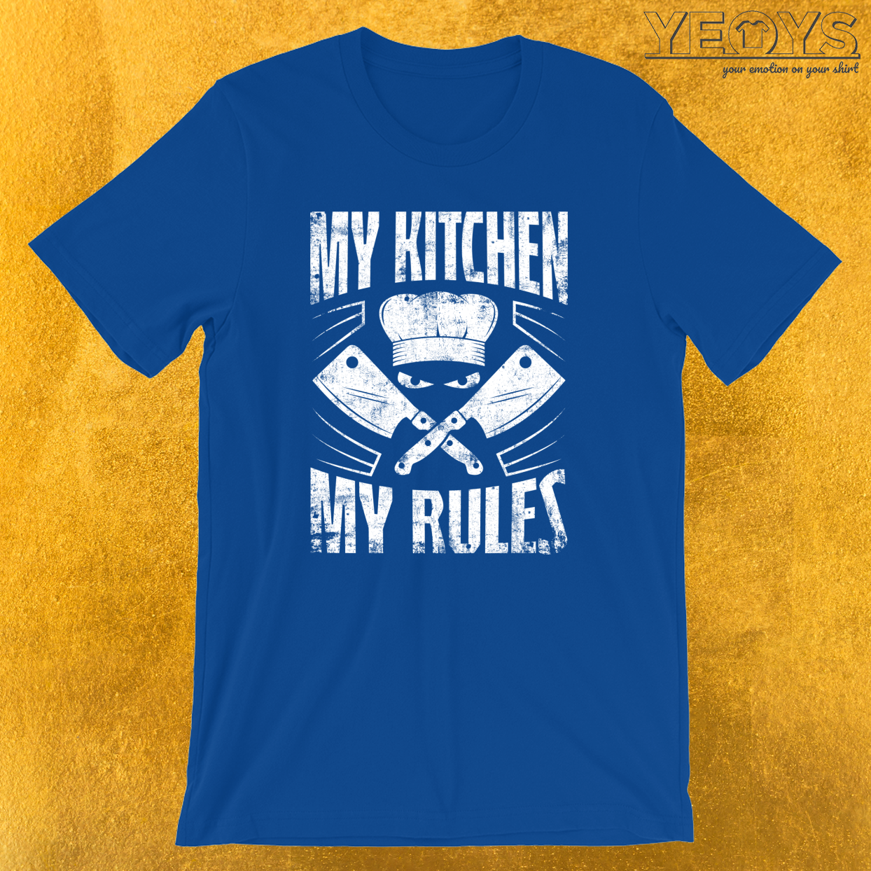 My Kitchen My Rules T-Shirt