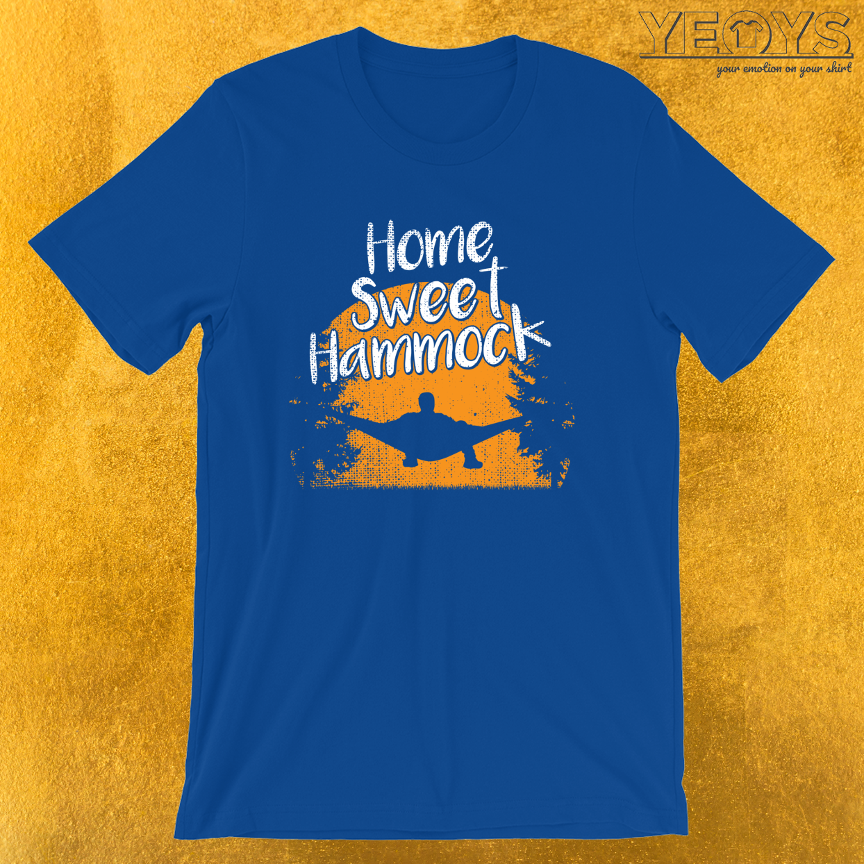 Home Sweet Hammock – Hammock Quotes Tee