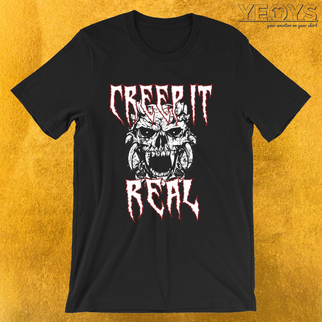 Creep It Real – Satan Tee