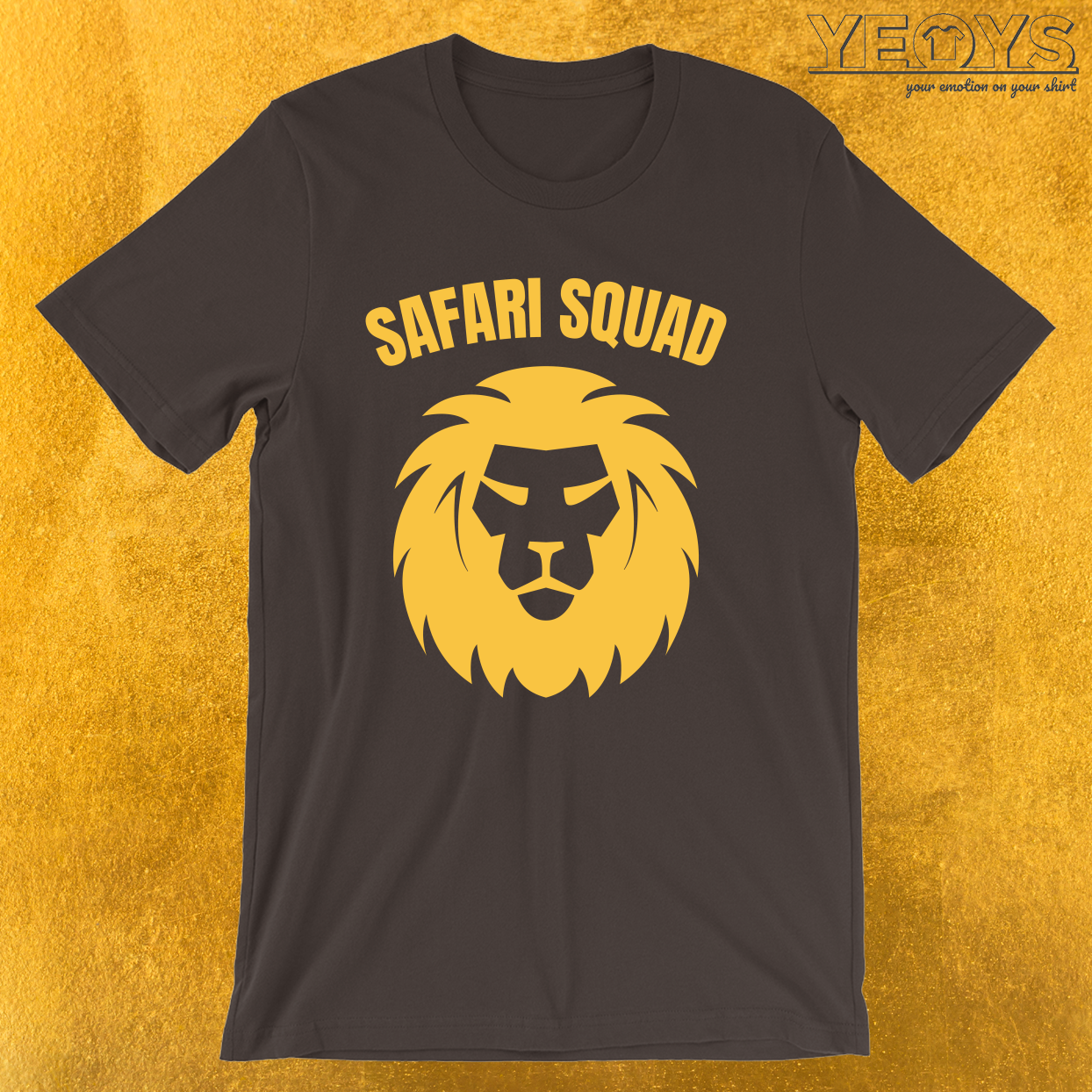 Cool Travel Africa – Safari Squad Tee