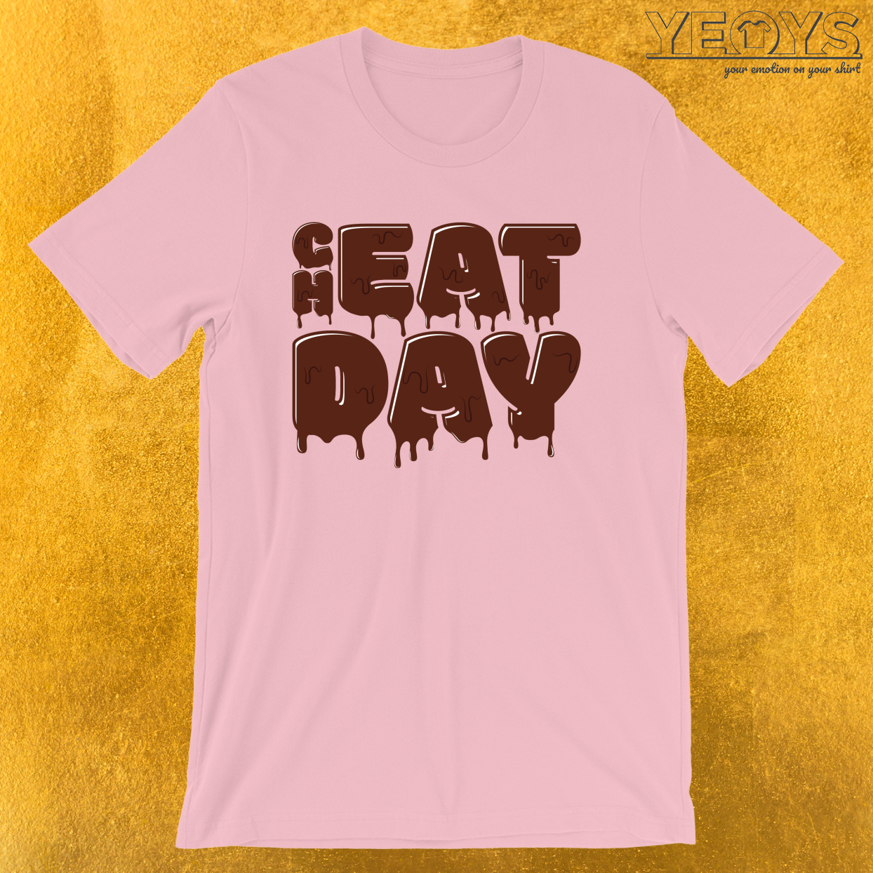 Diet Motivation – Cheat Day Tee