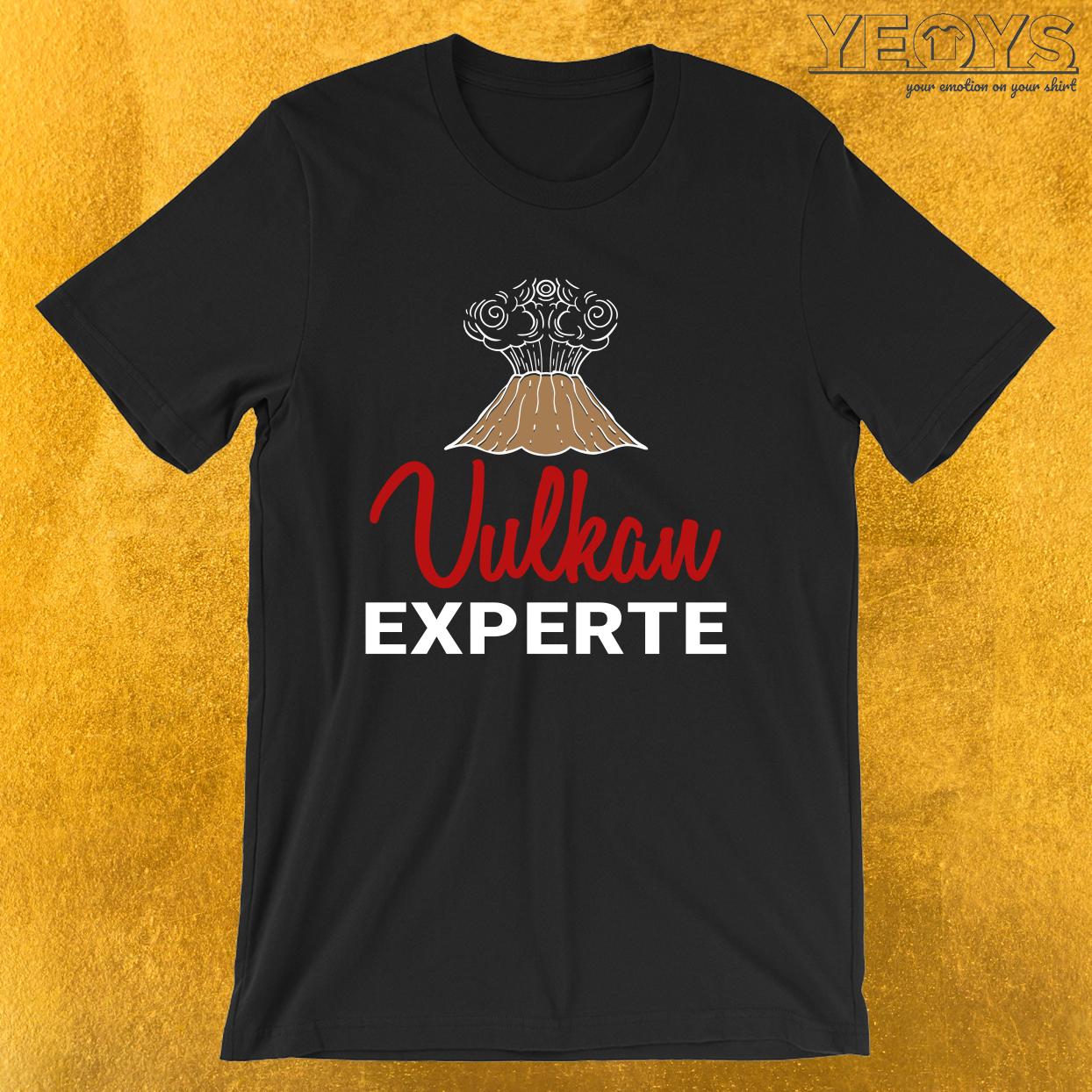Vulkan Experte – Vulkan Ausbruch Tee