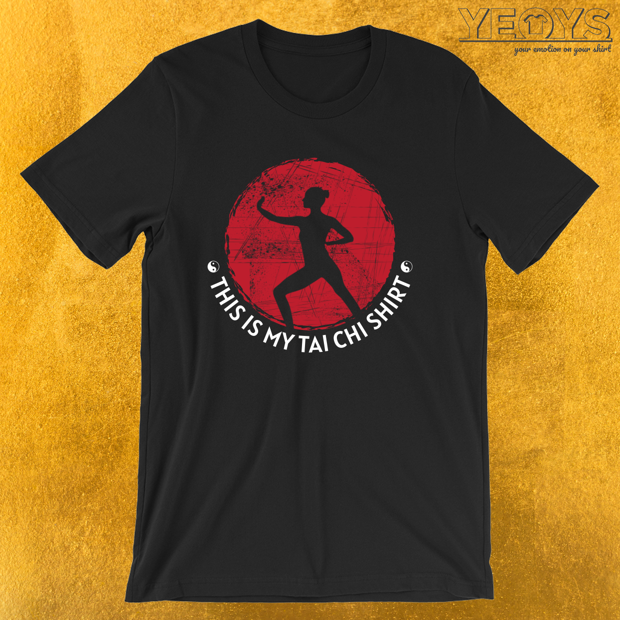 This Is My Tai Chi Shirt – Tai Chi Instruction Tee