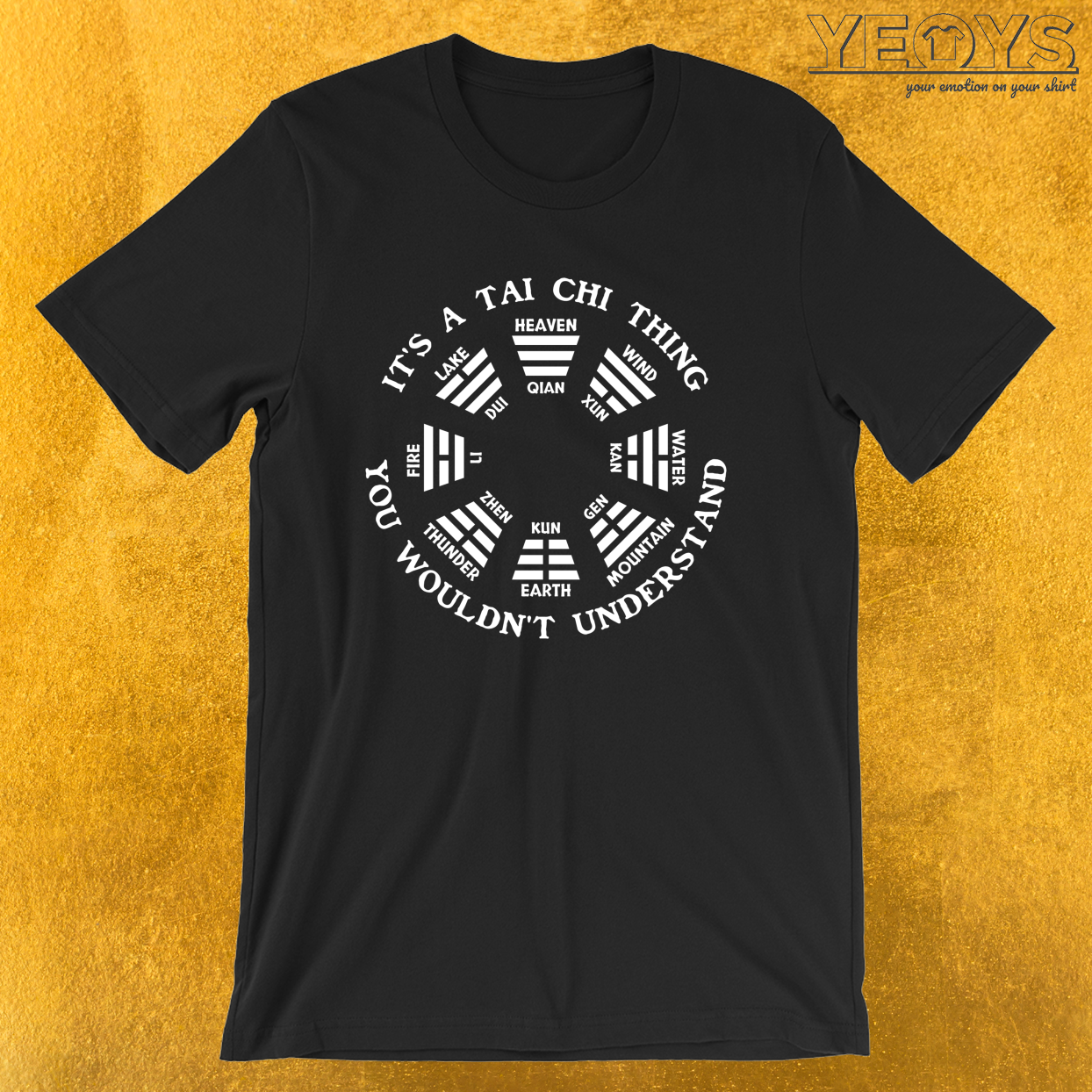 It's A Tai Chi Thing You Wouldn't Understand – Tai Chi Chuan Tee